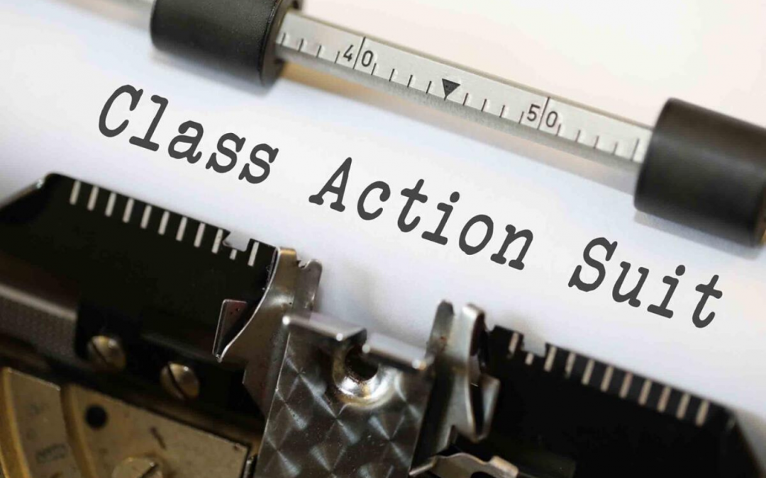 WHAT IS REQUIRED TO FILE A CLASS ACTION SUIT?
